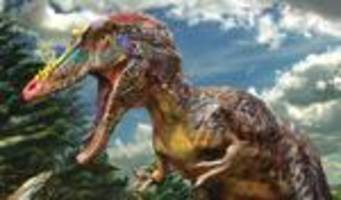 Dinosaur stolen from North Carolina museum