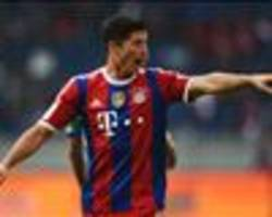 MSV Duisburg 1-1 Bayern Munich: Lewandowski scores on debut
