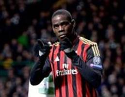 Mario Balotelli demands £5m-a-year salary (after tax) from Arsenal as AC Milan try to offload fiery Italy striker