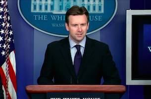 WATCH LIVE: White House Press Briefing – 7/21/14
