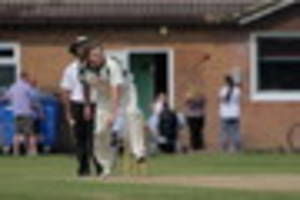 Ifield suffer narrow loss to St James's Montefiore