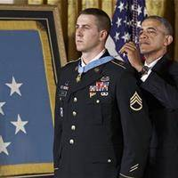 Veteran Gets Medal of Honor For Facing 'Onslaught'